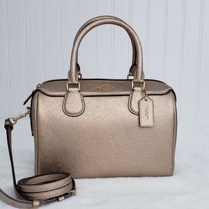 Coach Mini Bonnet Satchel Bag